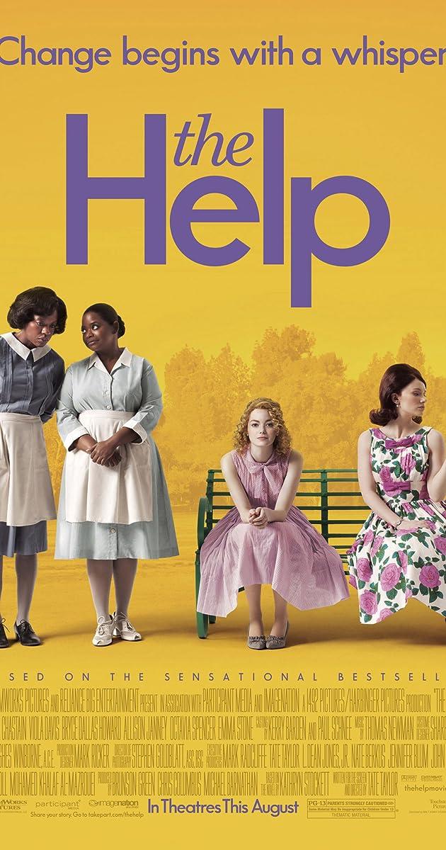 Book Cover White Girl ~ The help imdb