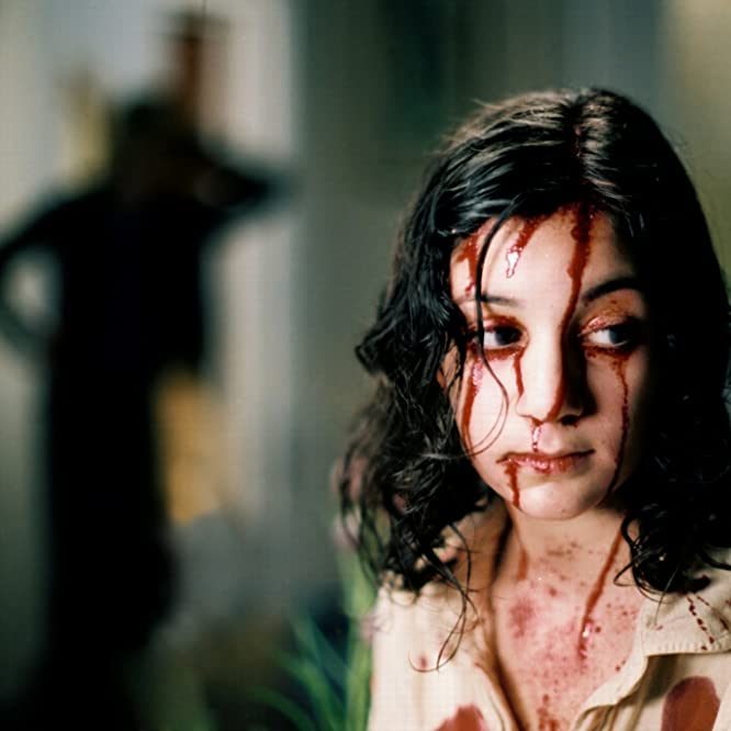 Lina Leandersson in Let the Right One In (2008)