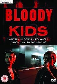 Bloody Kids Poster