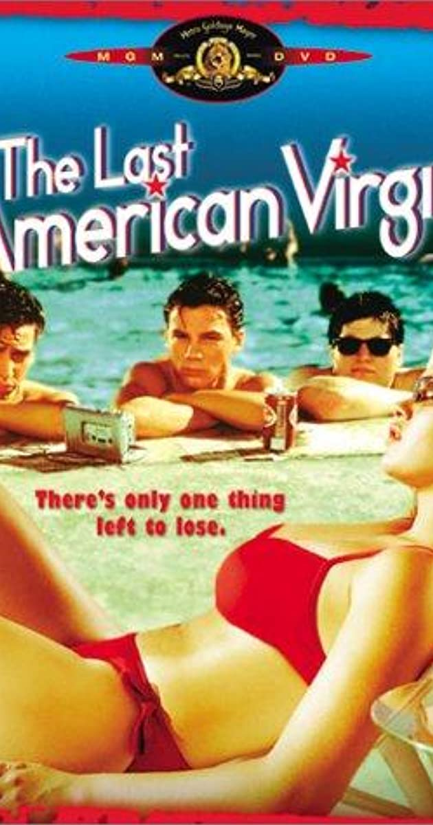 The last american virgin nude
