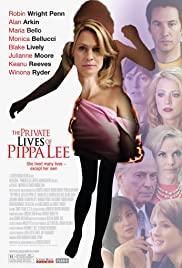 The Private Lives of Pippa Lee Poster