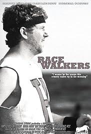 Race Walkers Poster