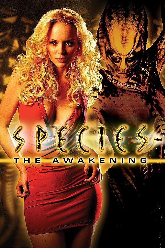 Species: The Awakening Movie Poster