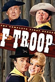 F Troop Poster - TV Show Forum, Cast, Reviews
