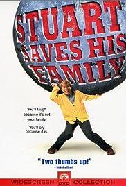 Stuart Saves His Family Poster