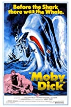 Moby Dick (1956) Poster