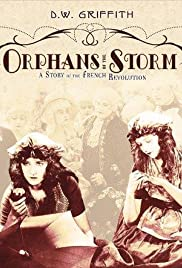 Orphans of the Storm Poster