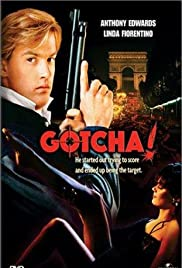 Gotcha! (1985) Poster - Movie Forum, Cast, Reviews