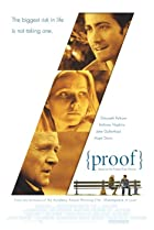 Proof (2005) Poster