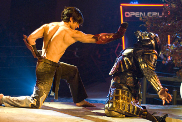 Gary Ray Stearns and Jon Foo in Tekken (2010)