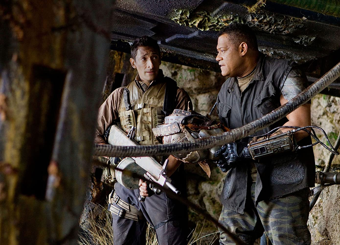 Depredador 3: Depredadores (Predators)