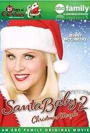 santa baby 2 christmas maybe poster - Santa And Christmas 2