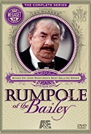 Rumpole and the Tap End Poster
