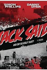 Jack Said(2009) Poster - Movie Forum, Cast, Reviews