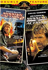 Braddock: Missing In Action III Poster  Missing In Action Poster