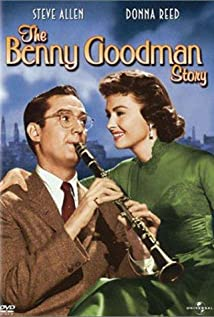 The Benny Goodman Story movie