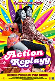 Action Replay Poster