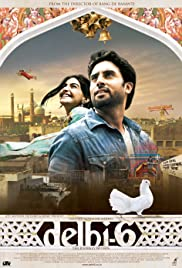 Delhi-6(2009) Poster - Movie Forum, Cast, Reviews