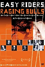 Easy Riders, Raging Bulls: How the Sex, Drugs and Rock 'N' Roll Generation Saved Hollywood Poster