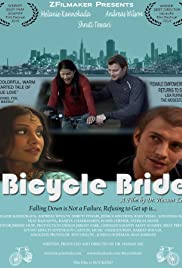 Bicycle Bride Poster