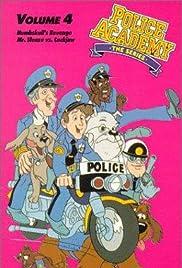 Police Academy: The Series Poster - TV Show Forum, Cast, Reviews