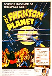 The Phantom Planet Poster