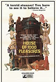 House of 1000 Pleasures Poster