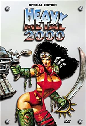 Heavy Metal 2000 poster
