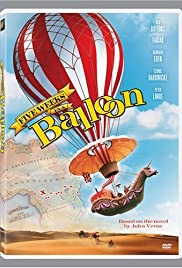Five Weeks in a Balloon(1962) Poster - Movie Forum, Cast, Reviews