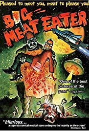 Big Meat Eater Poster