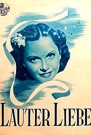 Lauter Liebe Poster