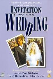 Invitation to the wedding 1985 imdb invitation to the wedding poster stopboris Image collections
