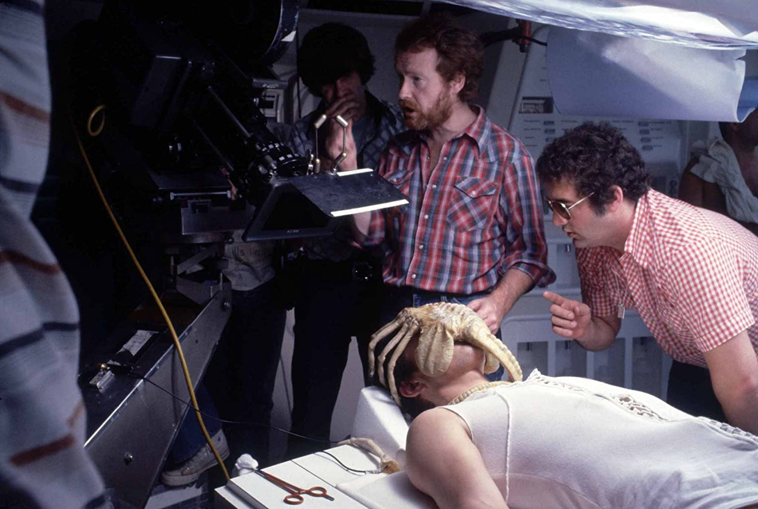 Ridley Scott Aims 'Pretty Hard R' Rating For Alien: Covenant 1
