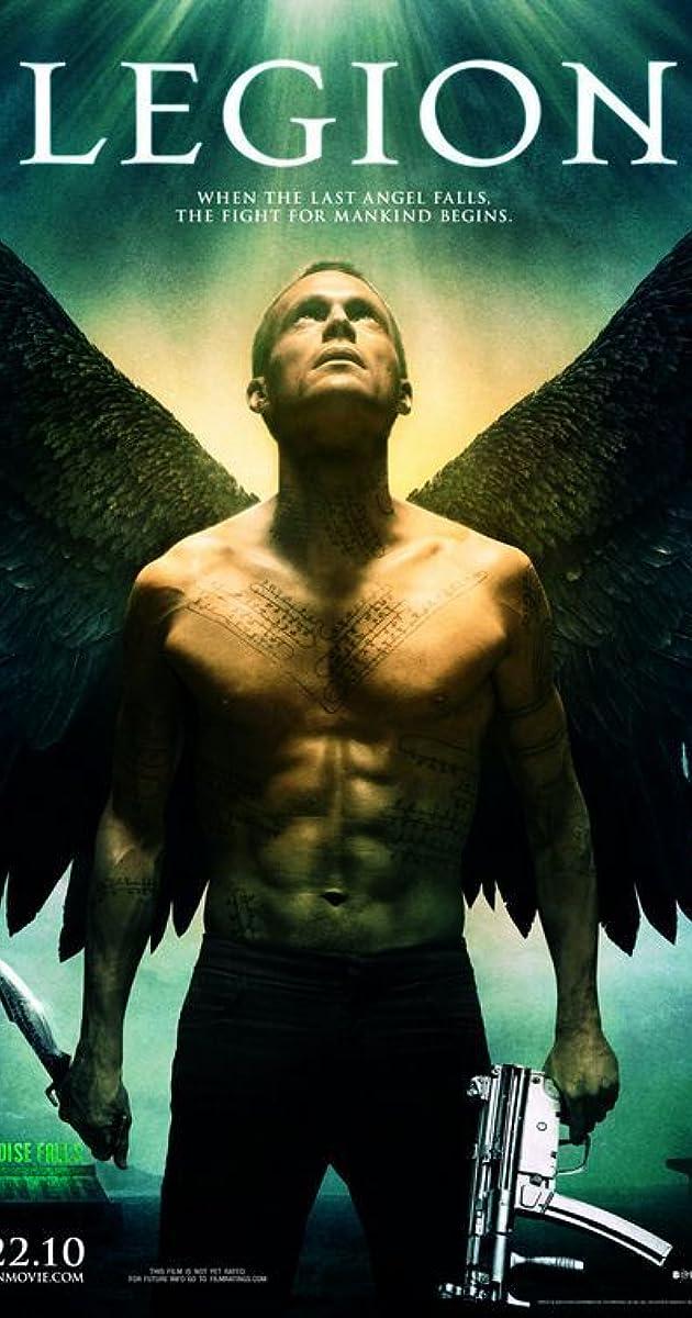 Watch Legion (2010) Online Movie Free GoMovies - 123Movies