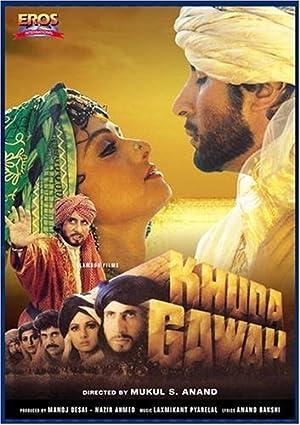 Nagarjuna Akkineni Khuda Gawah Movie