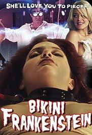 Bikini Frankenstein Poster