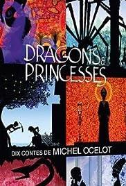 Dragons et princesses Poster