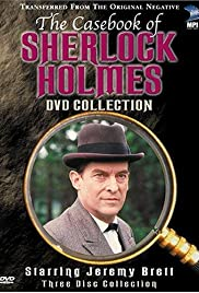 The Case-Book of Sherlock Holmes Poster