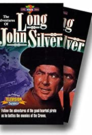 The Adventures of Long John Silver Poster