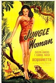 Jungle Woman(1944) Poster - Movie Forum, Cast, Reviews