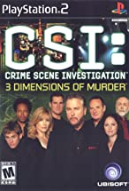 Primary image for CSI: 3 Dimensions of Murder