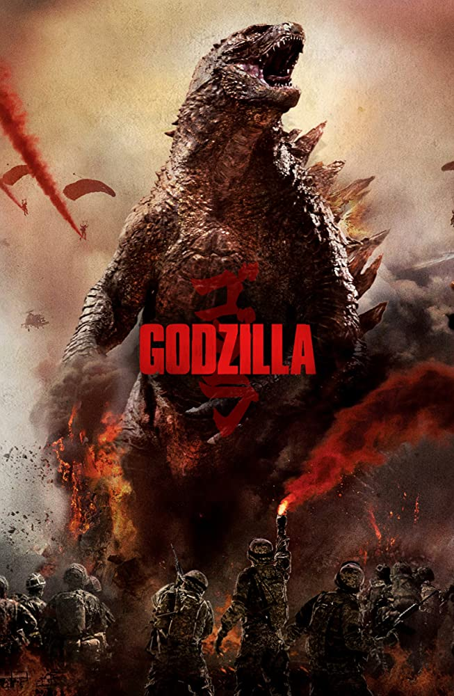 Godzilla (2014) Hindi Dubbed Movie