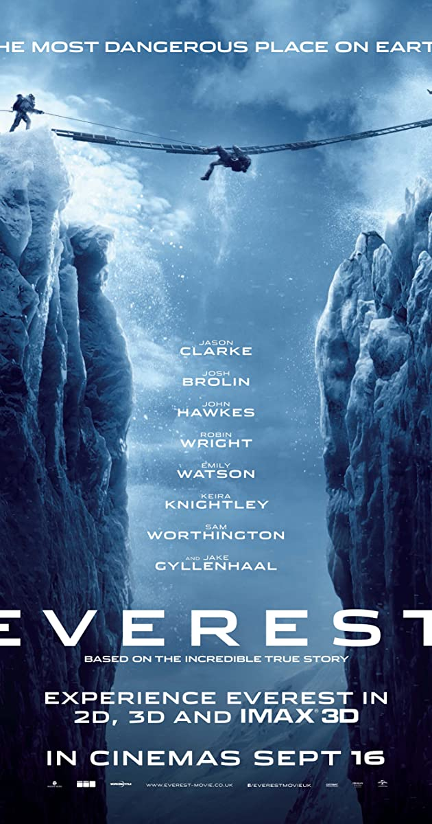 Everest 2015 Imdb