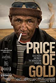 Price of Gold Poster