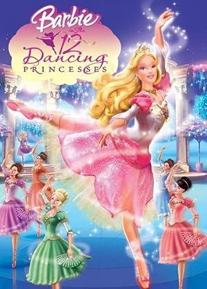 Barbie in the 12 Dancing Princesses poster