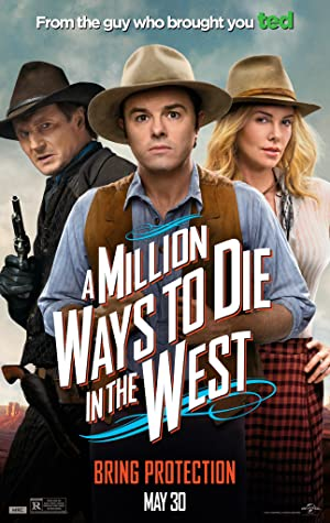 A Million Ways to Die in the West (2014) Download on Vidmate
