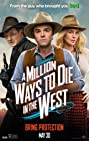 A Million Ways to Die in the West (2014) Poster