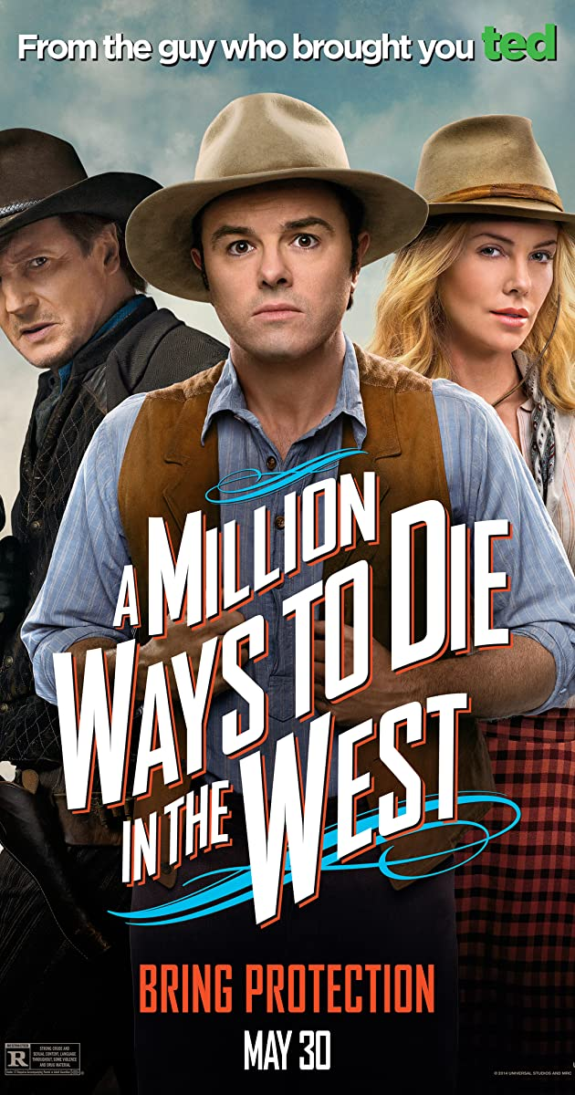 one million ways to die in the west ending relationship