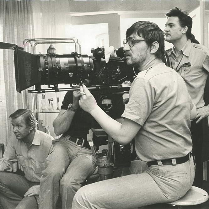 Michael Ballhaus and Rainer Werner Fassbinder in Despair (1978)