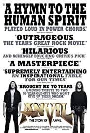Anvil: The Story of Anvil Poster